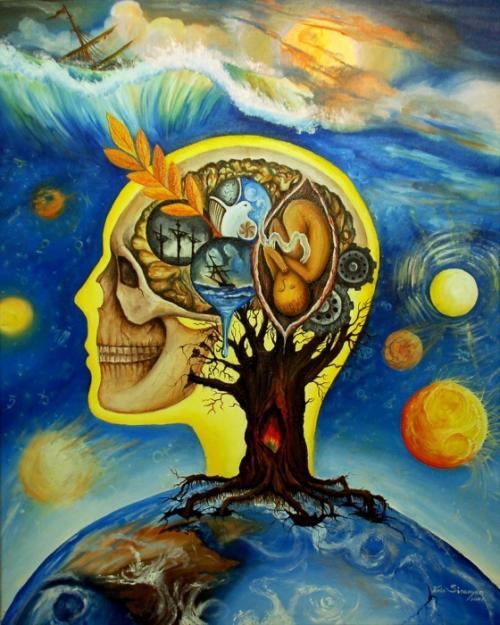 Человеческий мозг – это