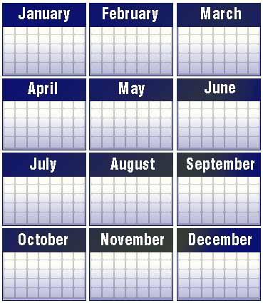 Кто придумал для тебя новый день календаря